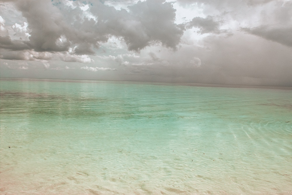 Secluded beach in the Bahamas. Find out if LivingSocial Escapes and Groupon Getaways are good deals or a scam in our Living Social & Groupon travel reviews.