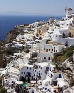Bucket list: Santorini