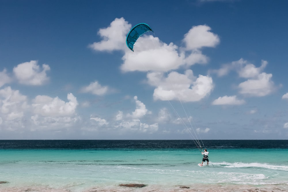 Bonaire is the top windsurfing location in the Caribbean. There are so many things to do in Bonaire, and this post will help make sure you don't miss a thing