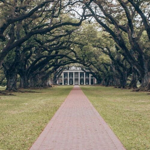 Spending 4 Days in New Orleans: Driving from Orlando to New Orleans