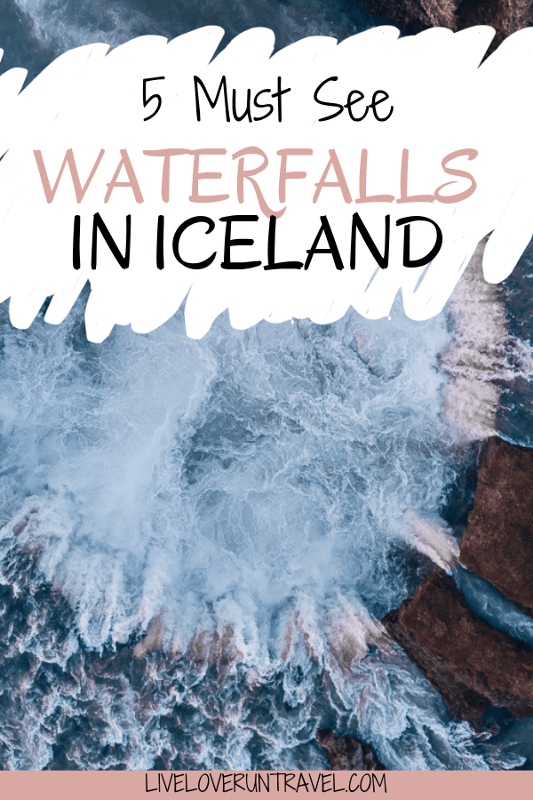 Godafoss in Iceland is one of the top waterfalls in Iceland. For more of the waterfalls you don't want to miss on your Ring Road road trip through Iceland, click here. You will find everything you need to know including when to go and where to get the best pictures. #iceland #icelandtravel