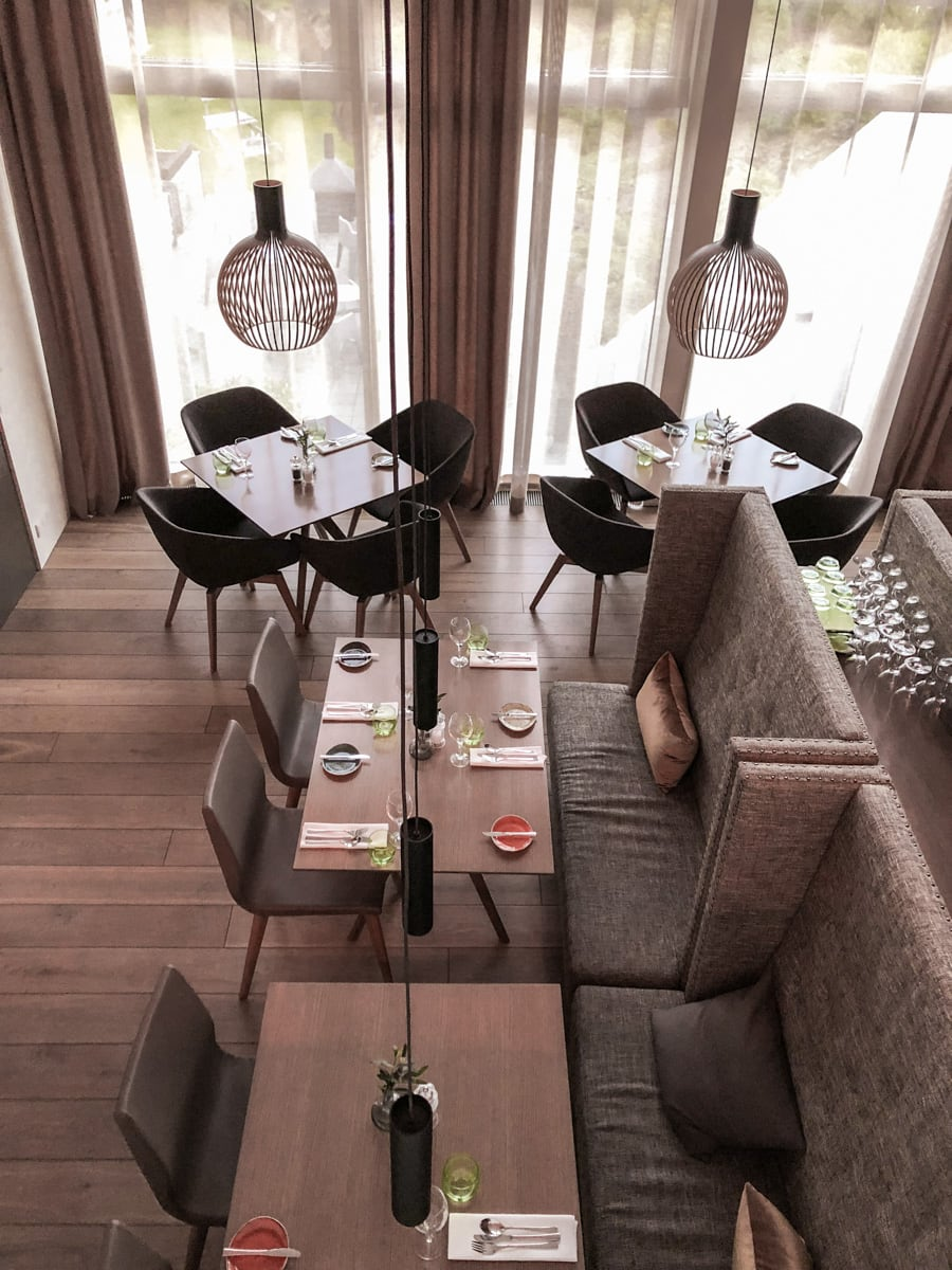 Icelandair Hotel in Akureyri restaurant. Check out our perfect 6 day itinerary for Ring Road in Iceland!