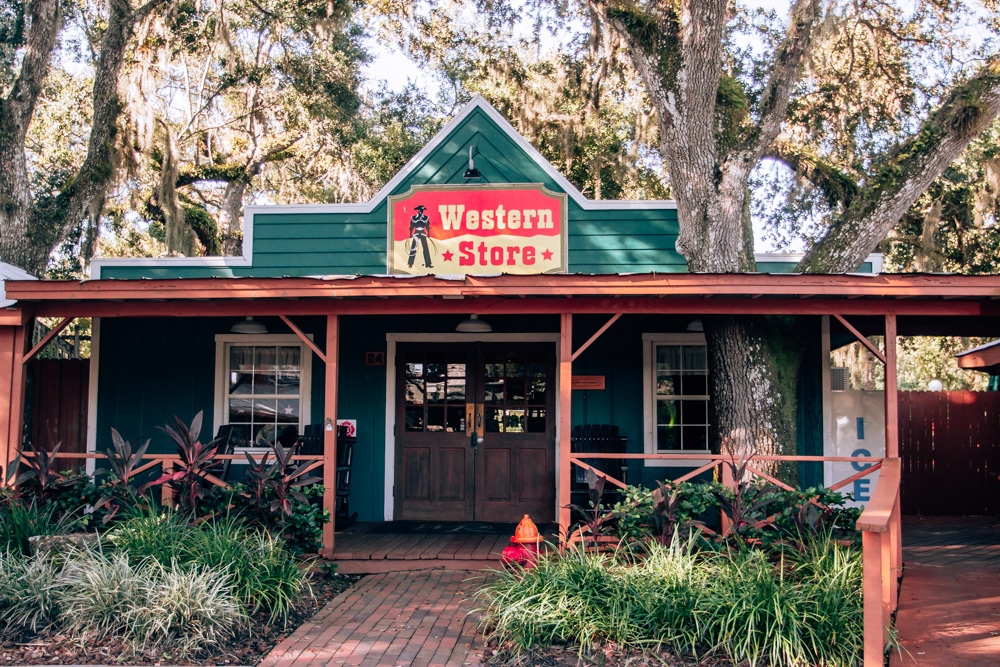 Western Store at Westgate River Ranch.