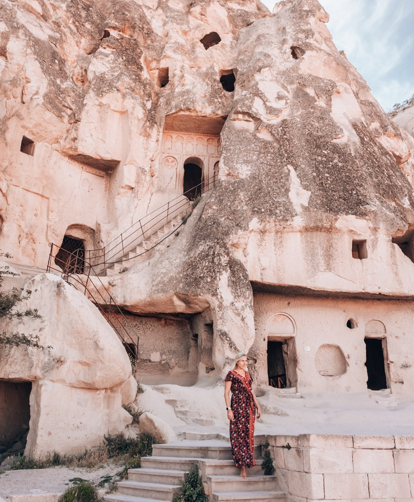 Goreme Open Air Museum. Click for a 3 day itinerary and guide to Cappadocia's must see locations and most Instagramable places.