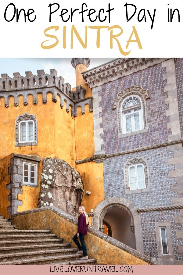 One day in Sintra at Pena Palace