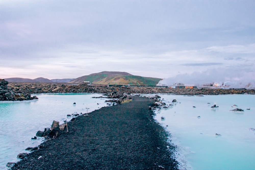 Blue Lagoon Iceland free section