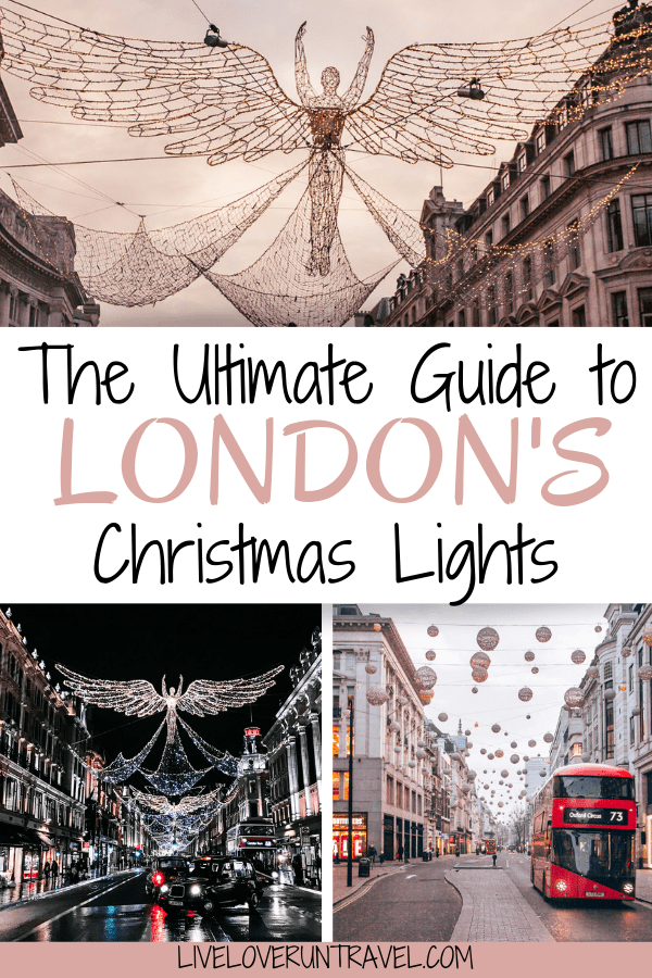 Click here for a guide to all the best Christmas lights for a perfect Christmas in London including a free map!