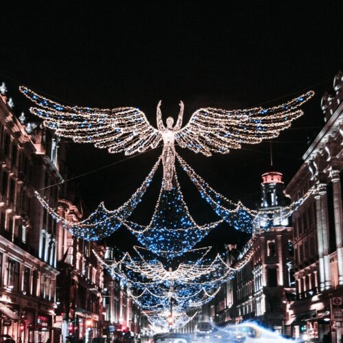 Where to Find the Best Christmas Lights in London in 2020