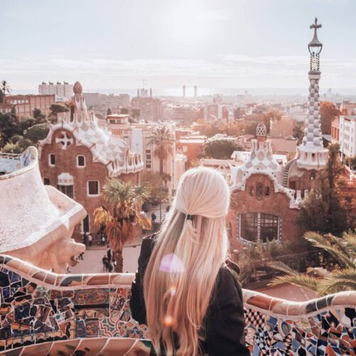 What to See in Park Guell: Free Entry & the Park Guell Monumental Zone