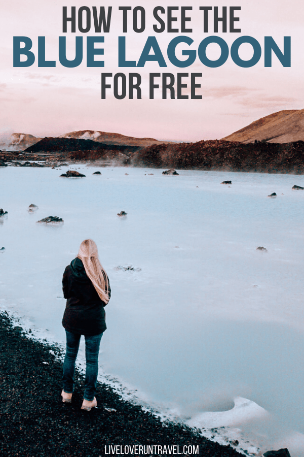 Visiting the Blue Lagoon for sunrise meant it was free and uncrowded. Even if you go in the middle of the day, you can have this area mostly to yourself. Bonus - it is completely free! Find out more about how to see the Blue Lagoon for free in the full blog post! #bluelagoon #iceland #reykjavik #icelandtravel #bluelagooniceland | Blue Lagoon Iceland | Blue Lagoon Reykjavik | Iceland travel tips | Iceland budget travel | Iceland travel guide | Iceland hot springs | Blue Lagoon Iceland photography