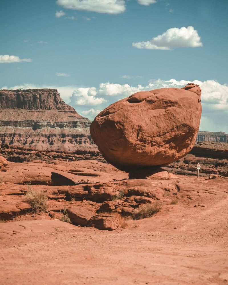 elvis rock - moab utah